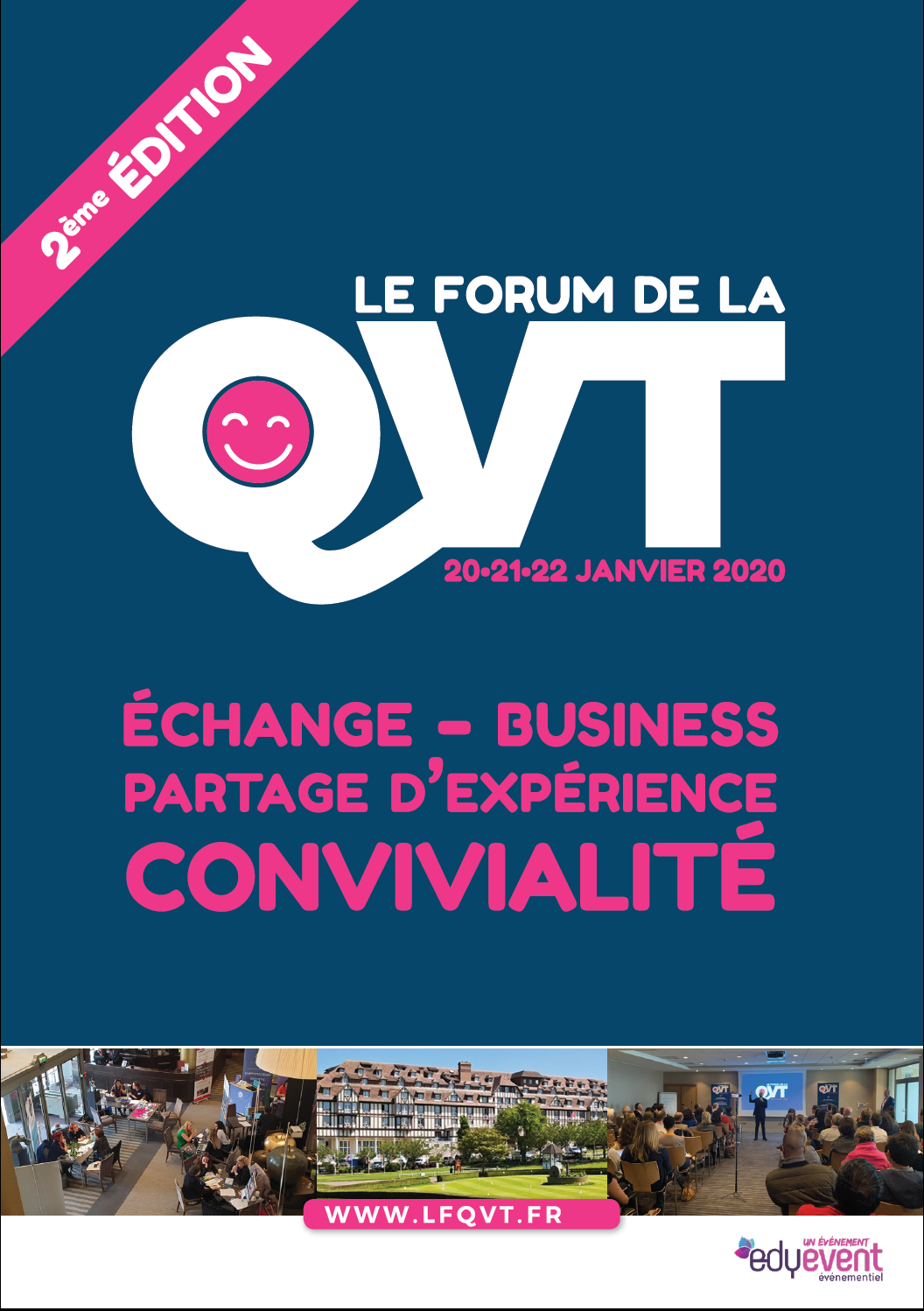 Inscription au Forum QVT 2020